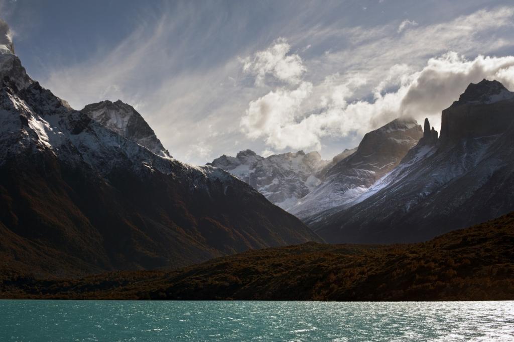 Путешествие по Чили. Национальный парк Торрес-дель-Пайне (20 фото)