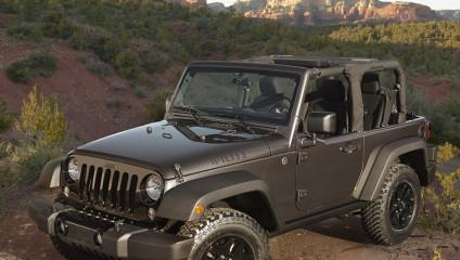 Jeep вспомнила о классических моделях Willys (7 фото)