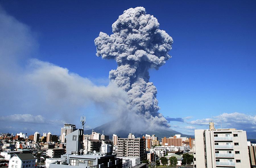 Вулканы: Отчёт за 2013 год (36 фото)