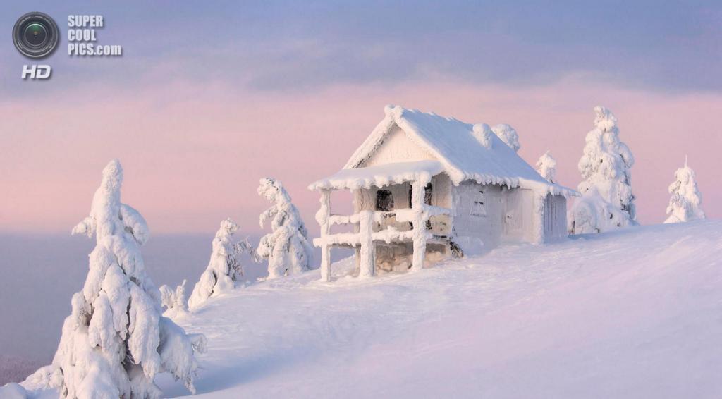 Зимний пейзаж. (Andrey Chabrov)