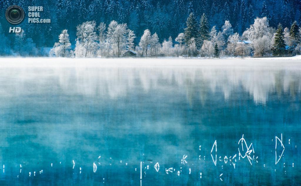 Зимний пейзаж. (Stefan Thaler)