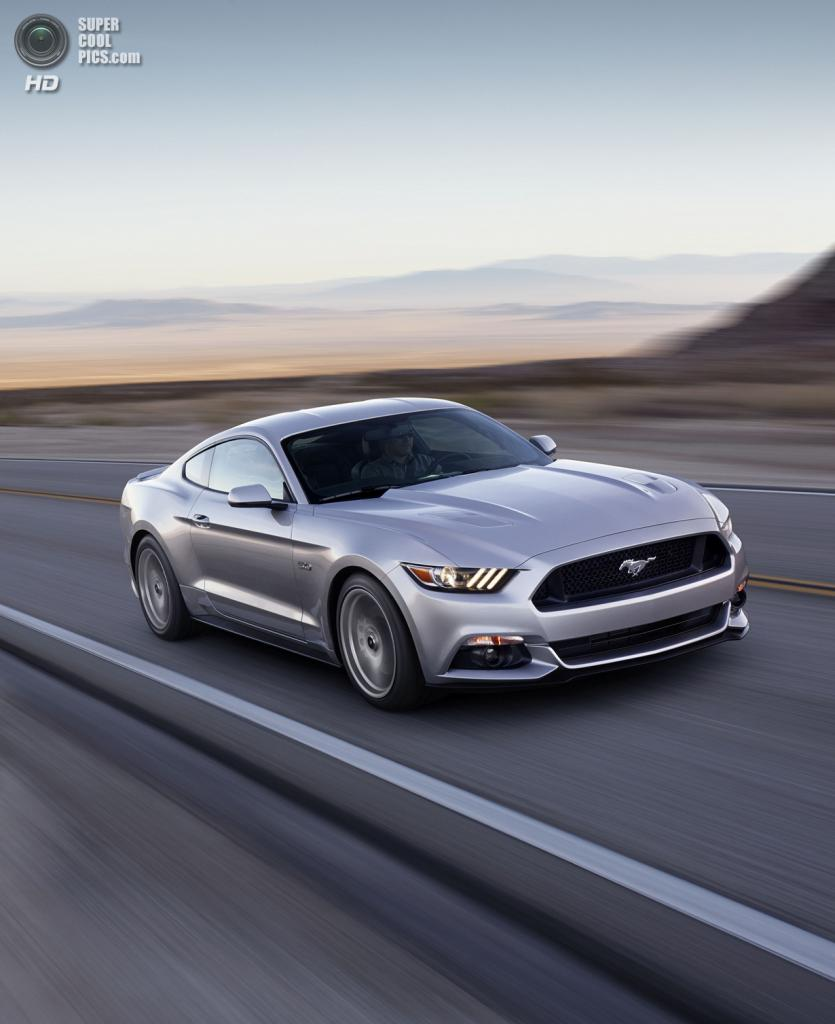 Ford Mustang. (Ford)