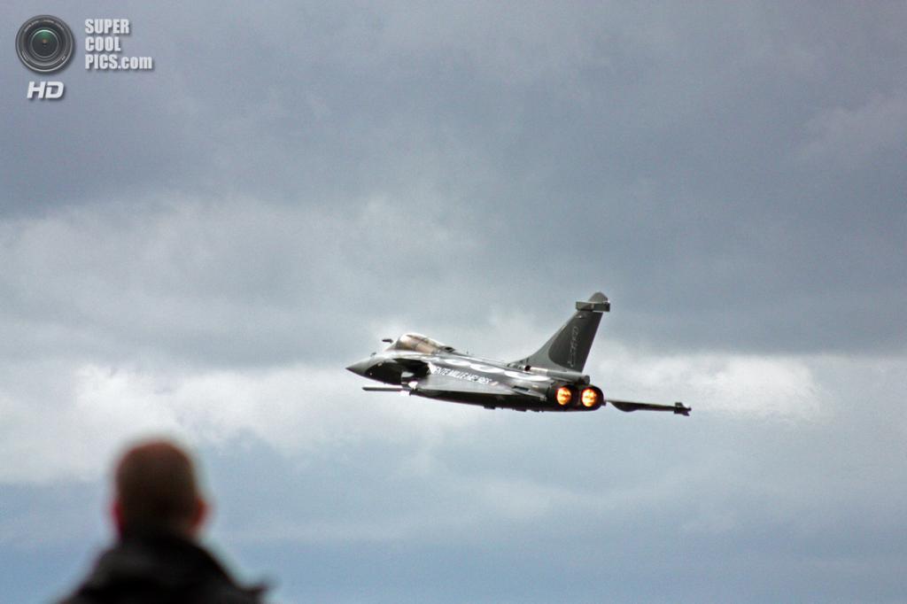 Dassault Rafale. (Rob Stokes)