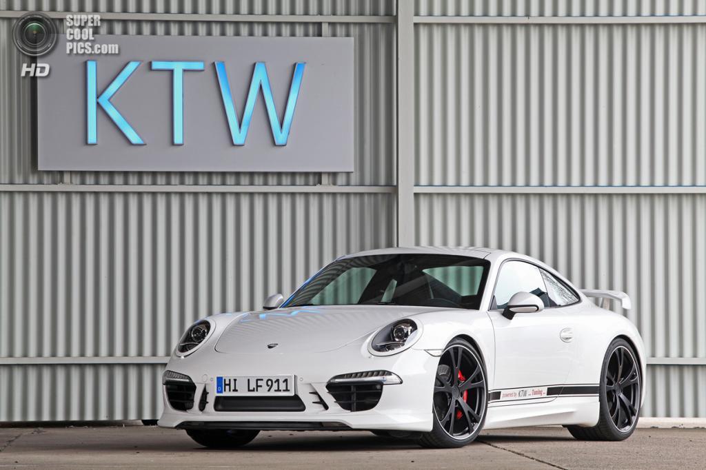 Porsche 911 Carrera S. (KTW Tuning/TechArt)