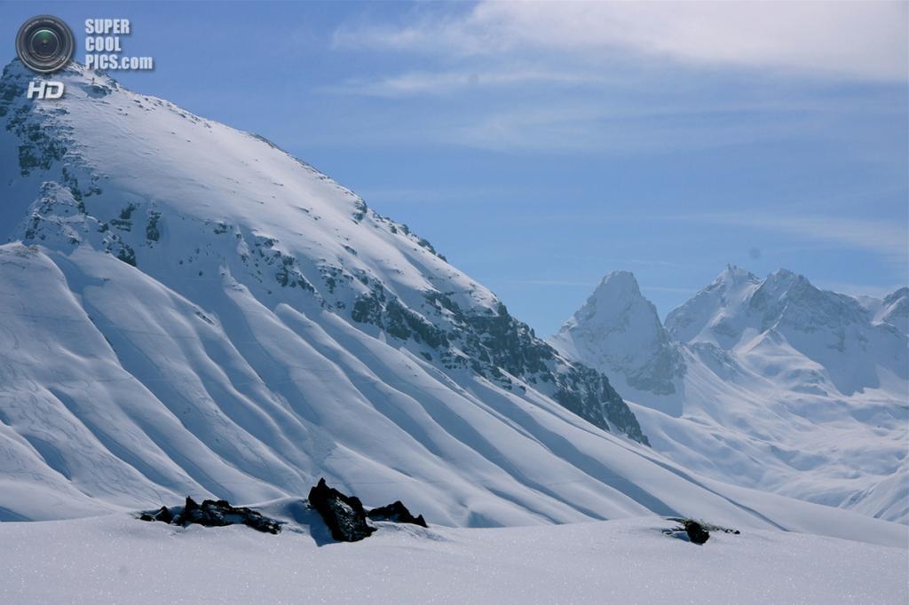 Зимний пейзаж. (Michael Z)