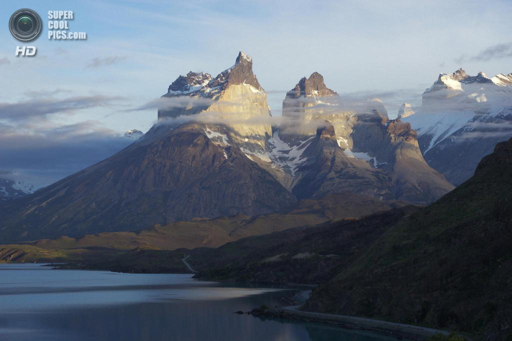 Чили. Национальный парк Торрес-дель-Пайне. (Florian Neukirchen)