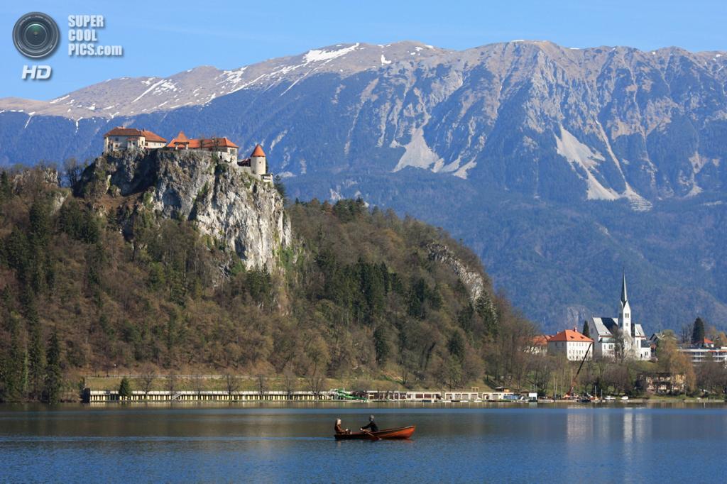 Словения. Крайна. Бледское озеро. (Bryan Pocius)