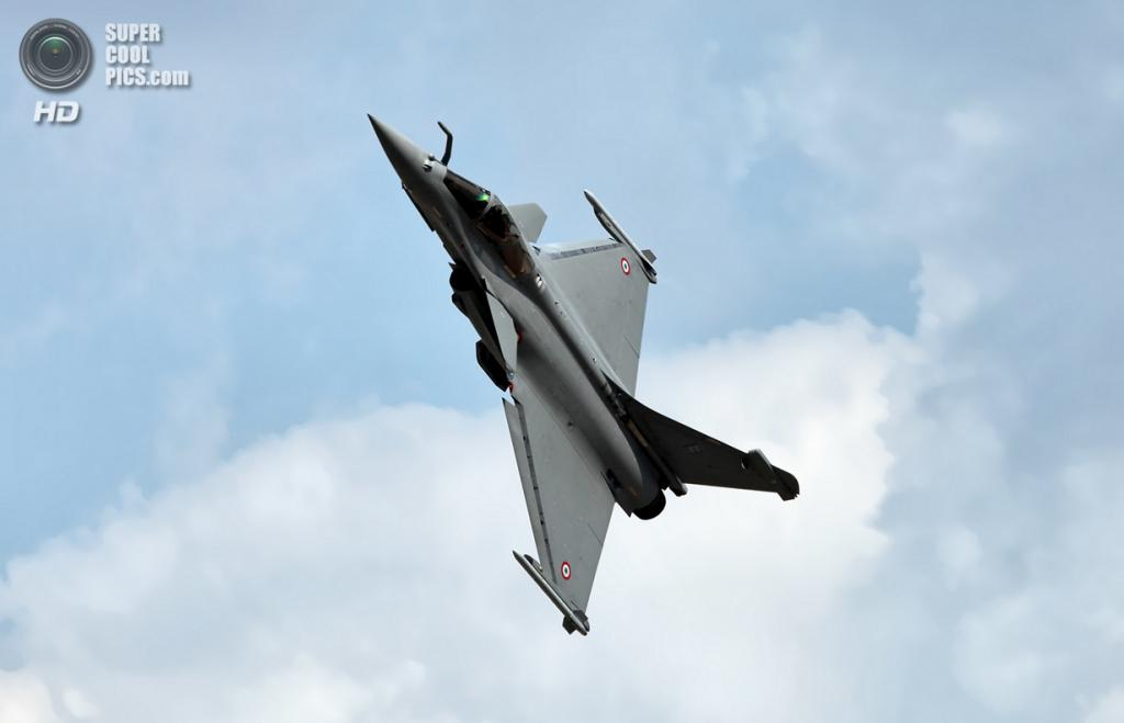 Dassault Rafale. (Vitaly V. Kuzmin)