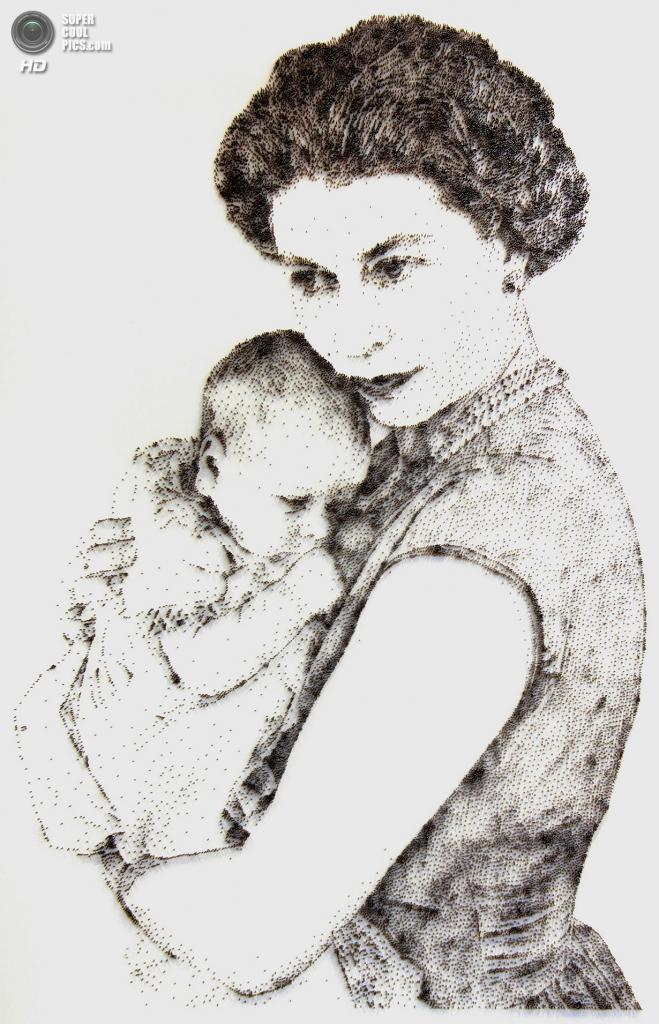 Елизавета II. (David Foster)