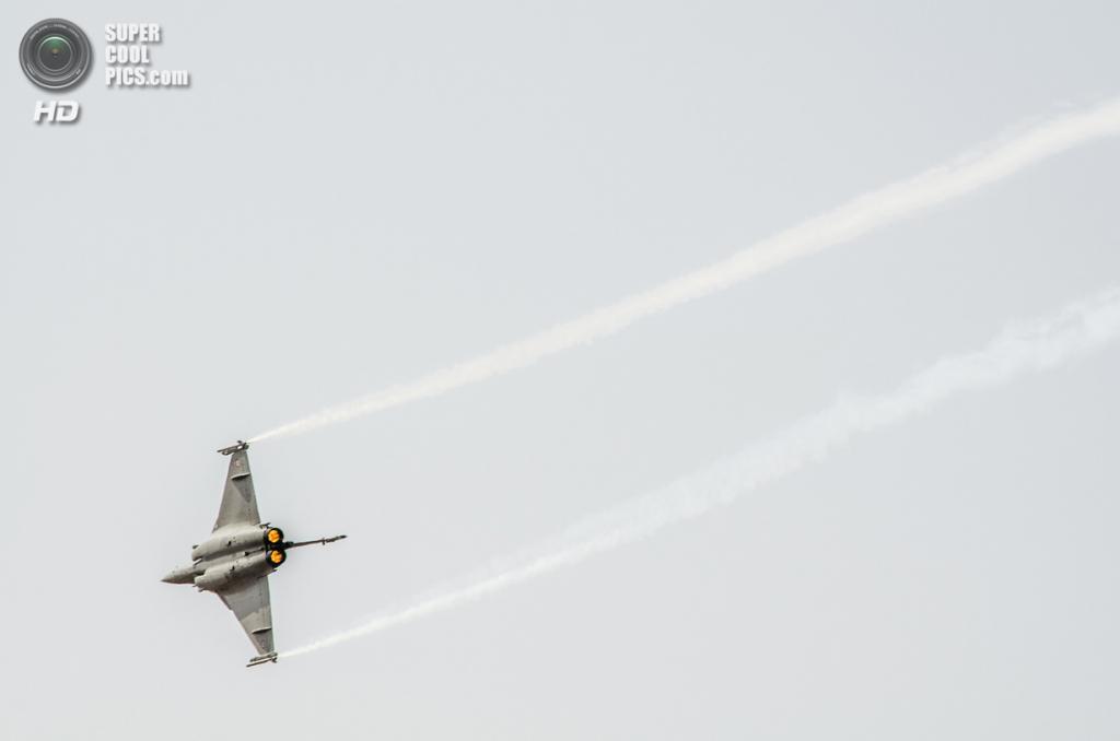 Dassault Rafale. (Ashwin Kumar)