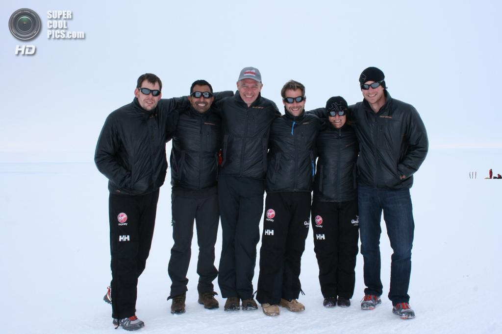 Антарктида. 22 ноября. Во время антарктической экспедиции. (WWTW via Getty Images)