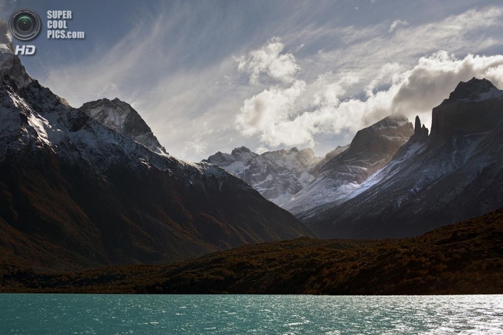 Чили. Национальный парк Торрес-дель-Пайне. (Ana Stefanović)
