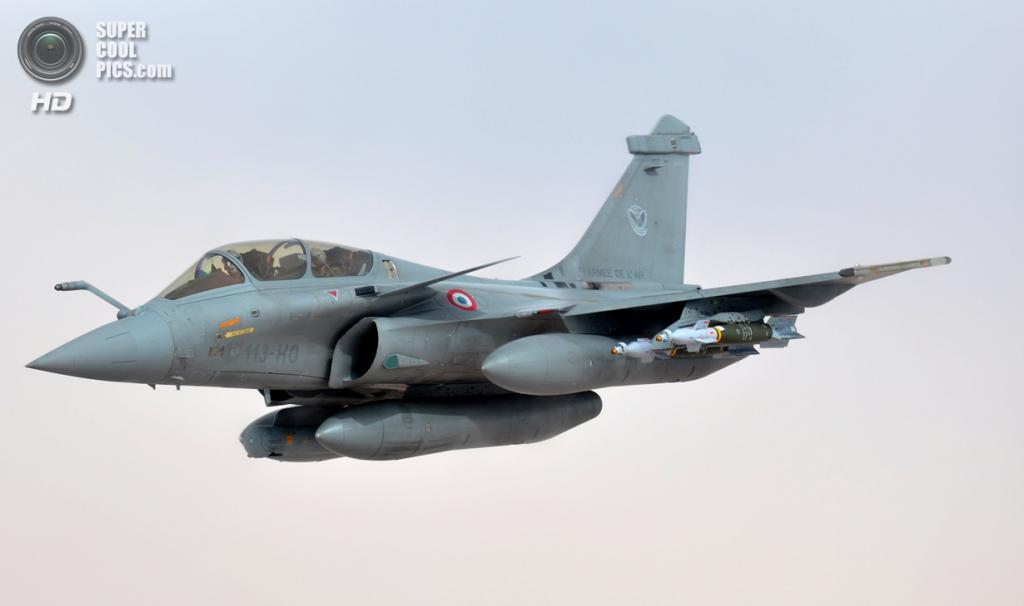 Dassault Rafale. (U.S. Air Force/Capt. Jason Smith)
