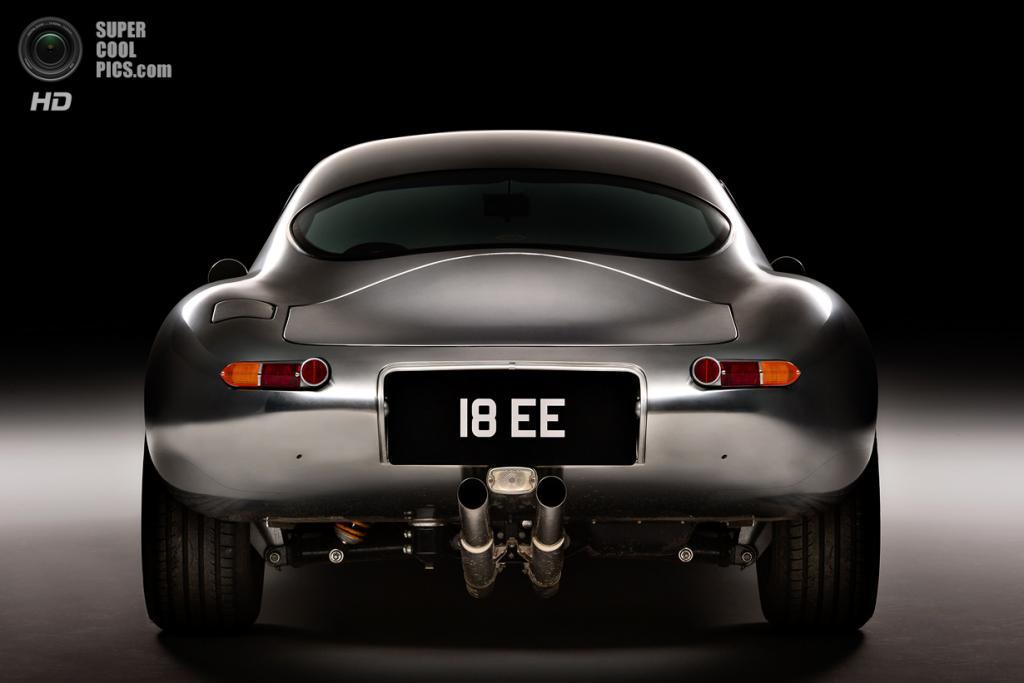 Eagle E-Type Low Drag GT. (Eagle)