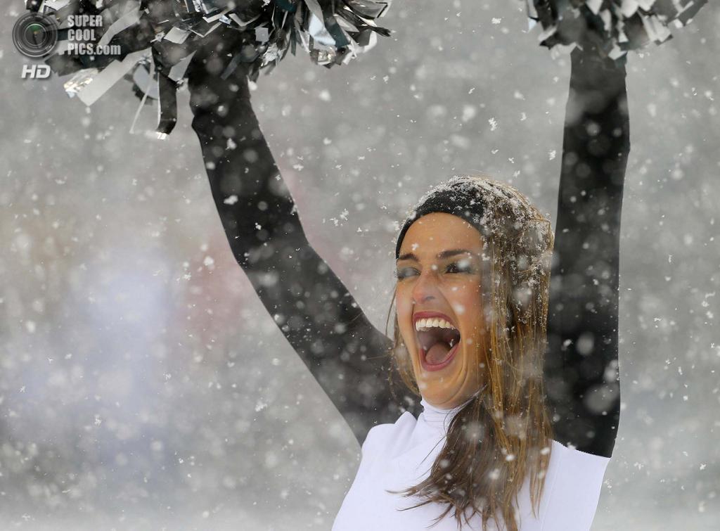 США. Филадельфия, Пенсильвания. На матче НФЛ. (Rich Schultz/Getty Images)