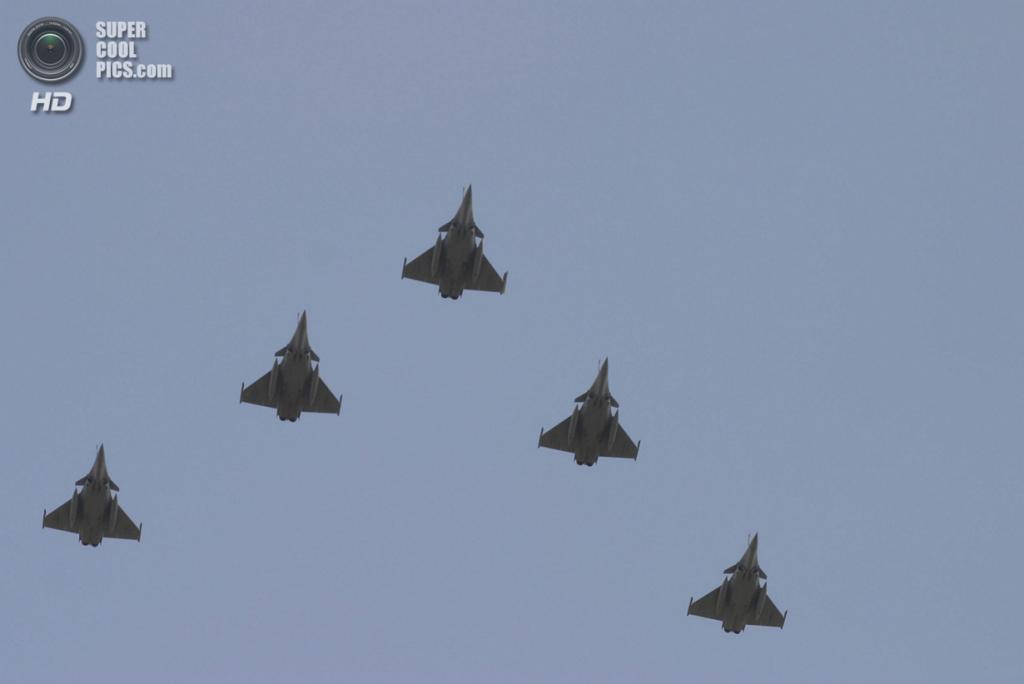 Dassault Rafale. (Rama)