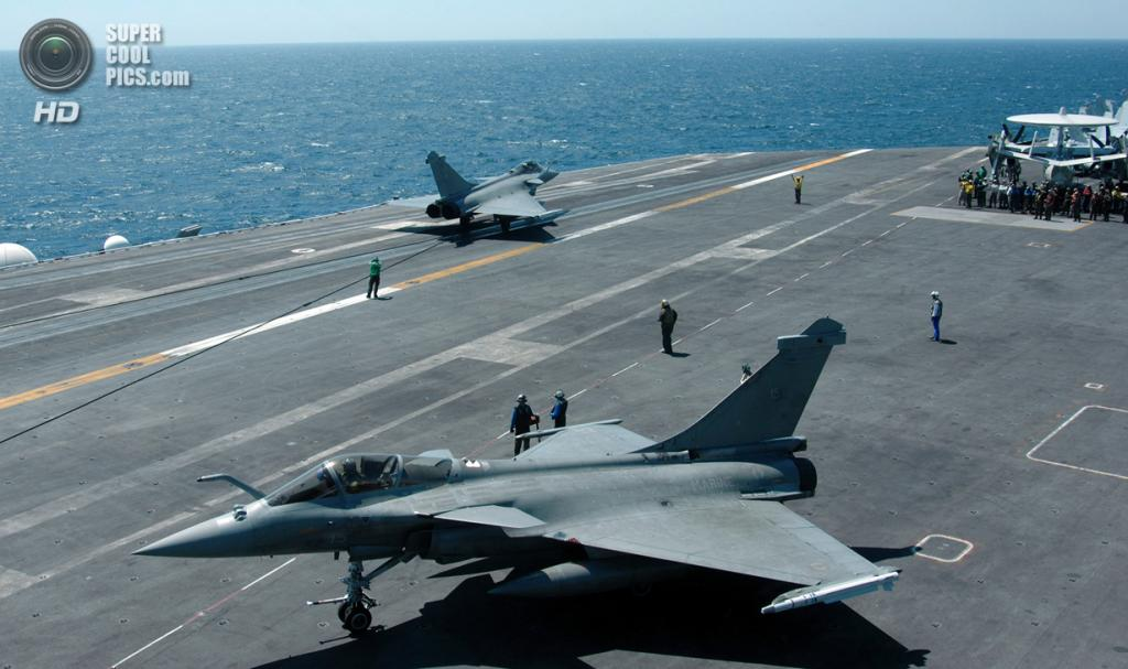 Dassault Rafale. (LTJG David Lloyd)