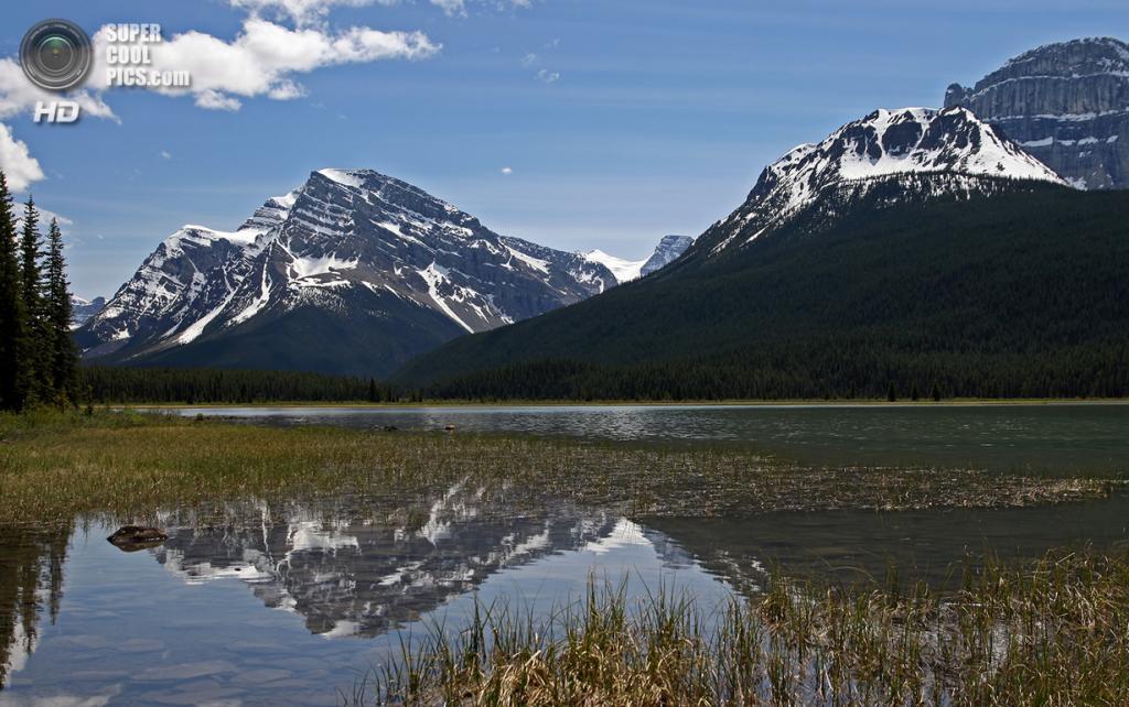 Канада. Национальный парк Банф. (Johannes Berger)