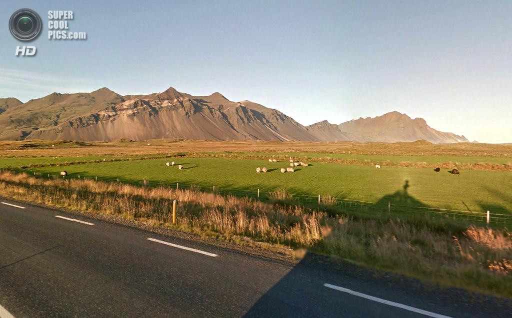 Исландия. Хёбн. (Google)