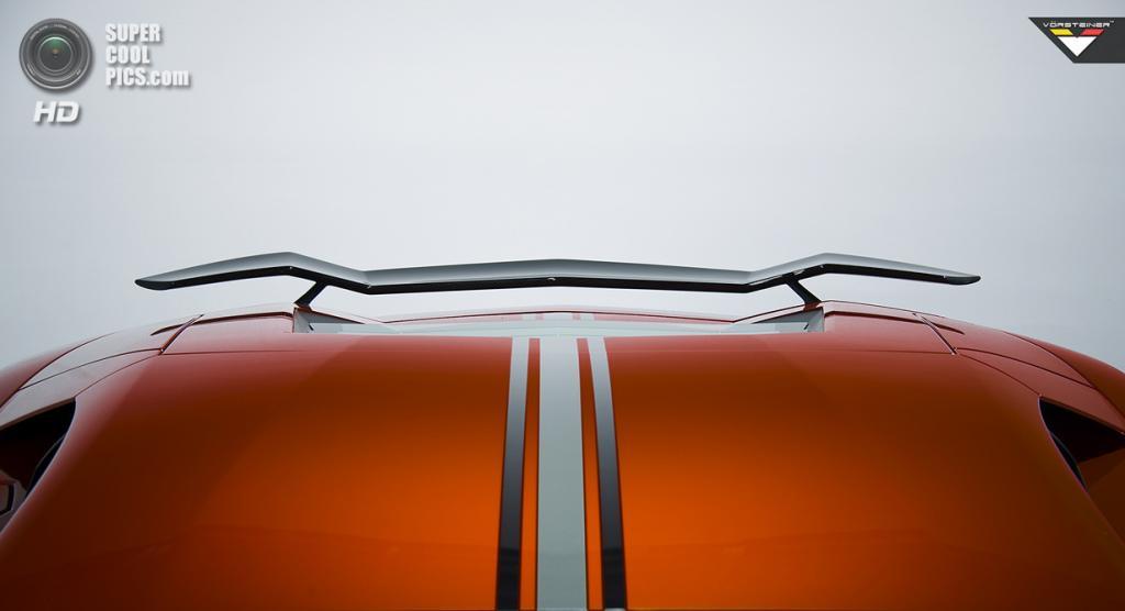 Vorsteiner Aventador-V LP-740. (Vorsteiner)