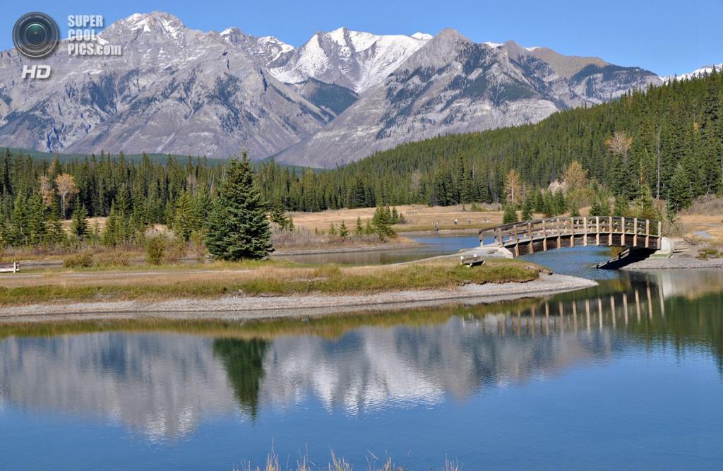Канада. Национальный парк Банф. (Stella Blu)