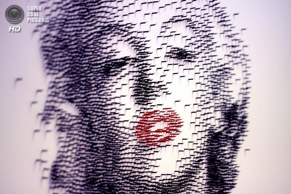 Мэрилин Монро. (David Foster)
