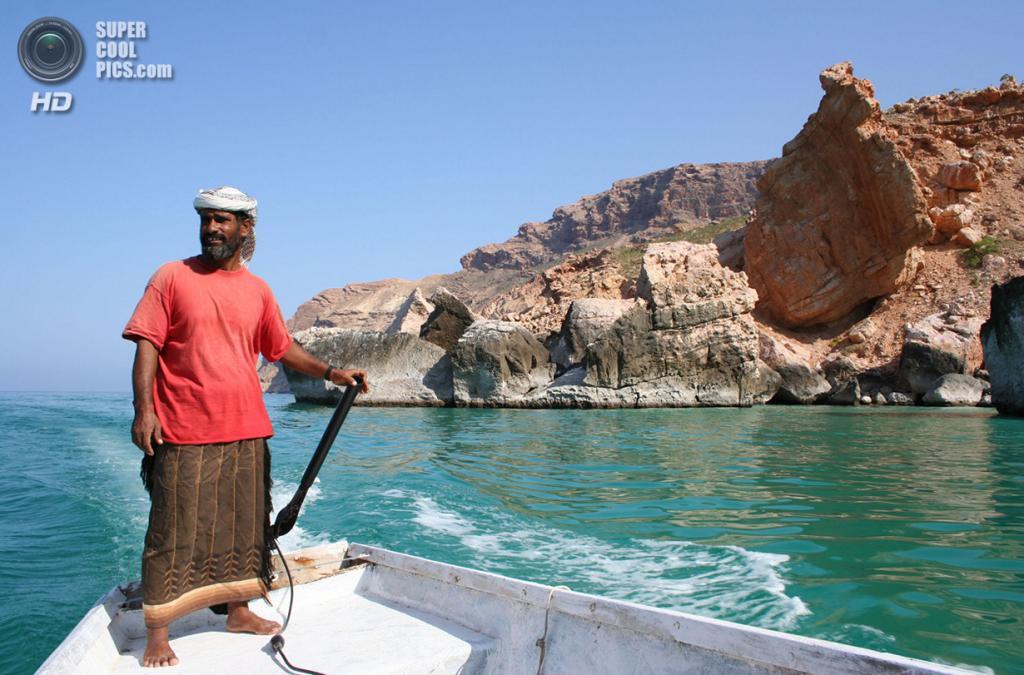 Прогулка на лодке вокруг острова. (Hope Hill)