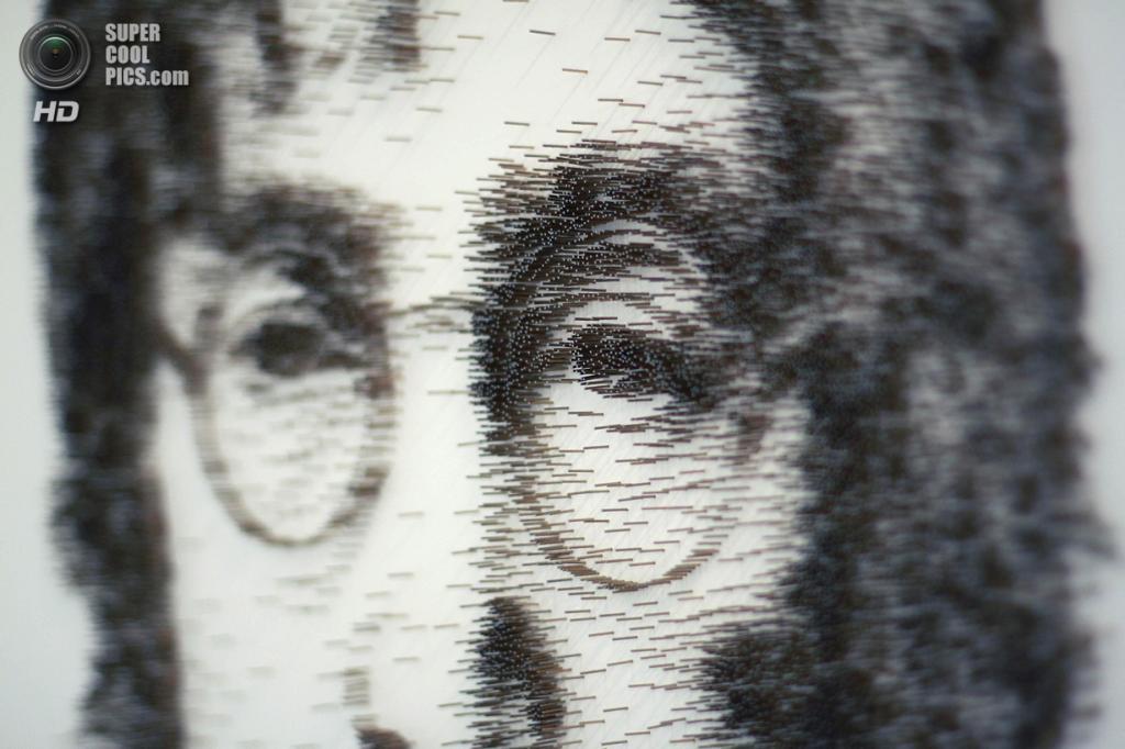Джон Леннон. (David Foster)