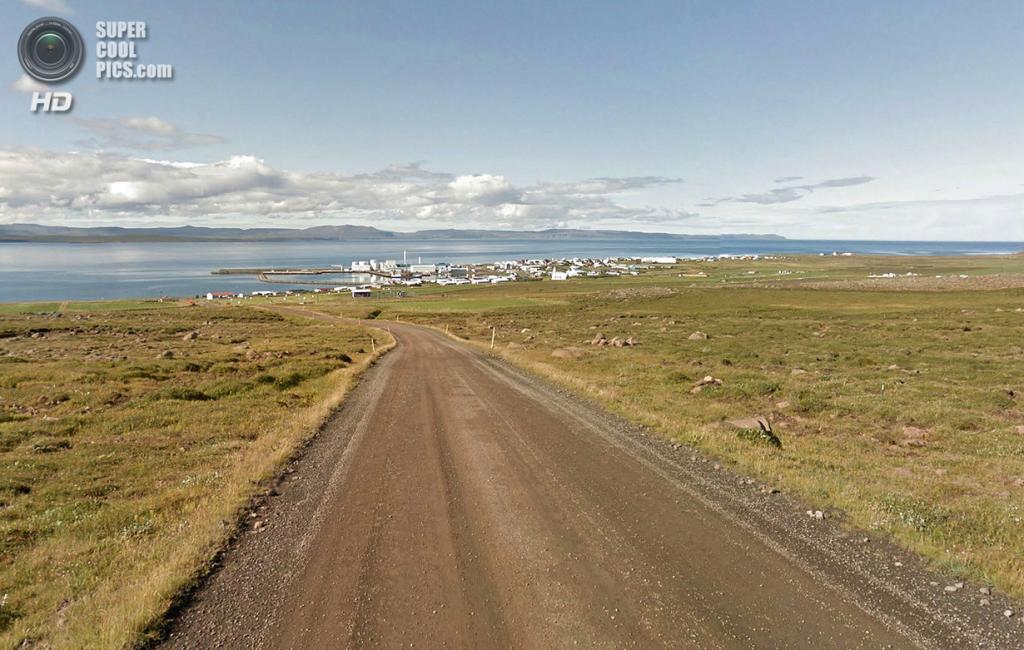 Исландия. Тоурсхёбн. (Google)