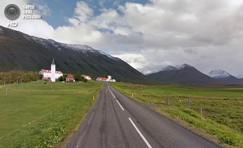 Исландия. Голар. (Google)
