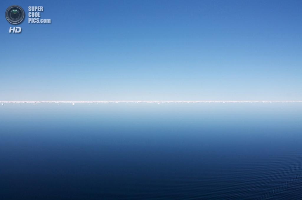 «Арктический лёд». (Helen Smith/National Geographic Photo Contest)