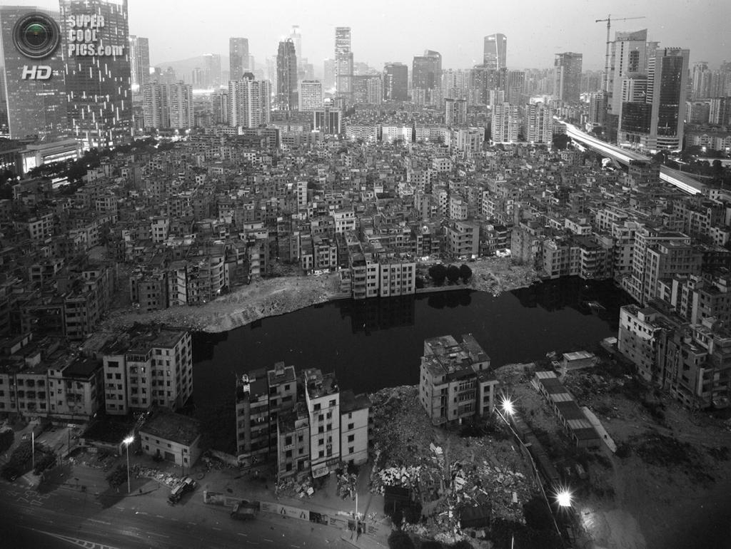 «Смерть деревни». Место съемки: Китай. Сиань, Шэньси. (Steve Bromberg/National Geographic Photo Contest)