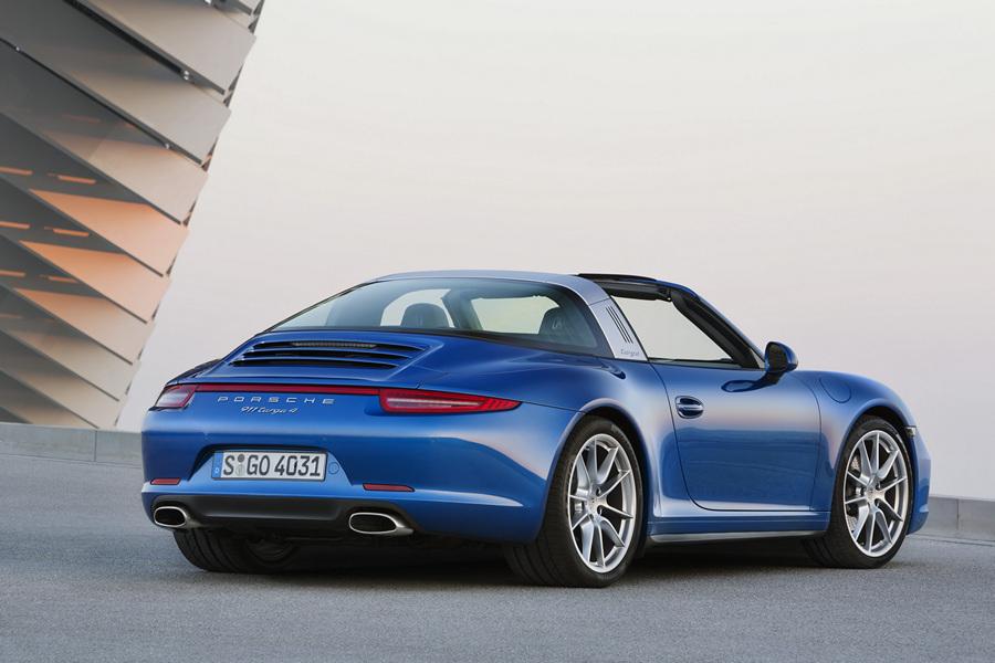 Porsche 911 Targa 4. (Dr. Ing. h.c. F. Porsche AG)