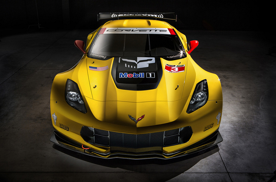 Chevrolet Corvette C7.R. (General Motors)