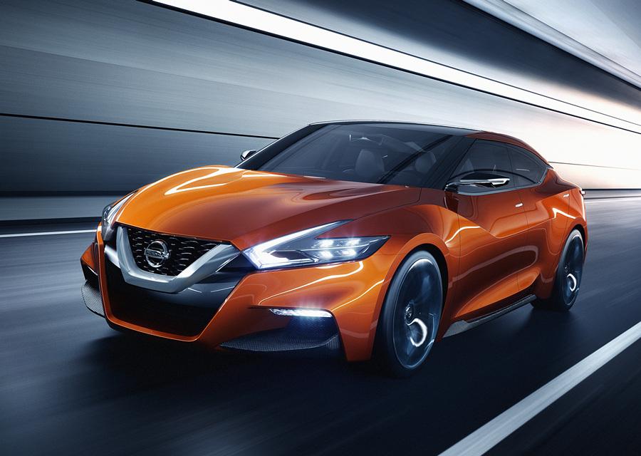 Nissan Sport Sedan: Эмоциональность и спорт (25 фото)