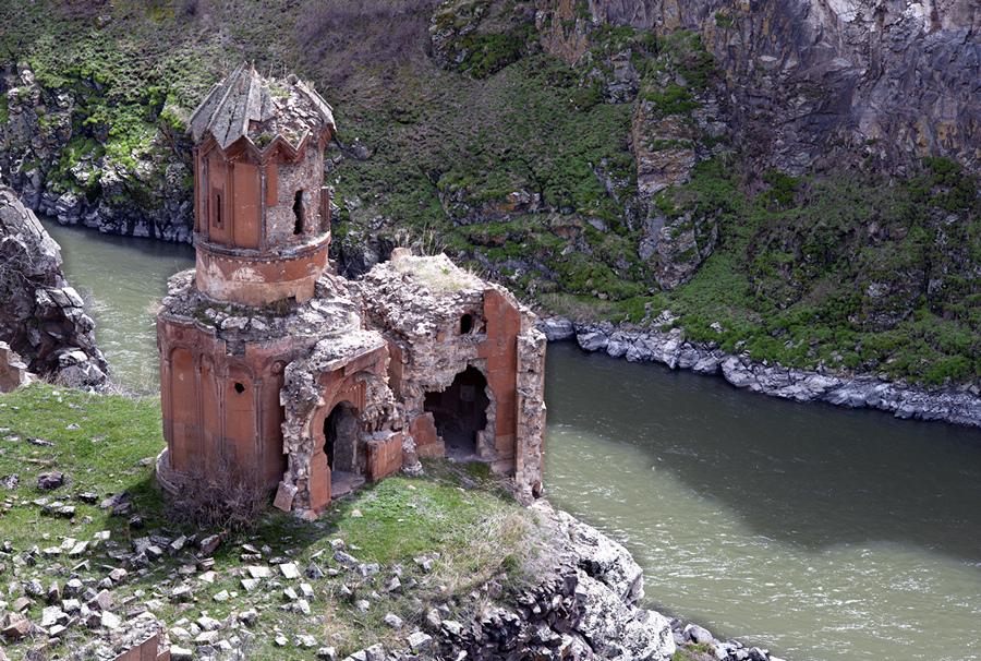 Древний город-призрак Ани (30 фото)