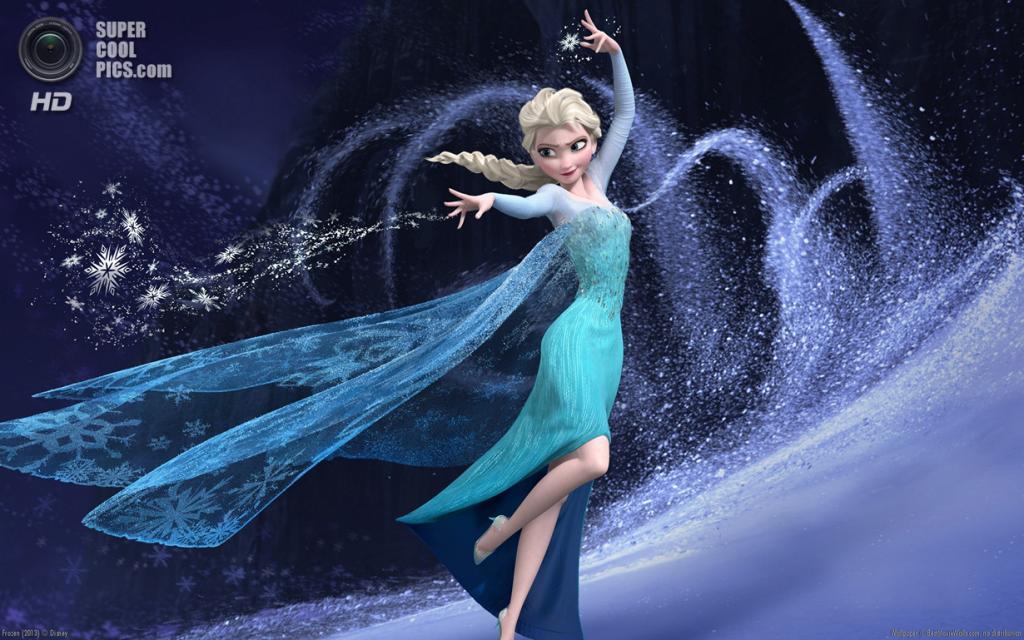 Номинант на премию «Лучший анимационный полнометражный фильм» «Холодное сердце» студии Walt Disney Animation Studios. (Кадр из мультфильма)