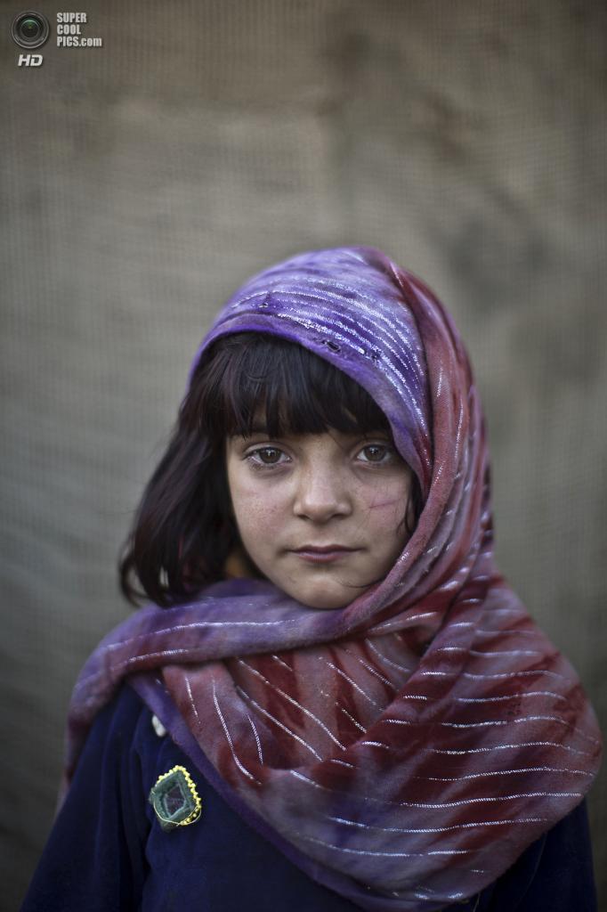 Гуллахта Наваб, 6 лет. (AP Photo/Muhammed Muheisen)