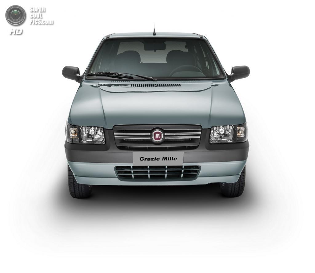 Fiat Grazie Mille. (Fiat)