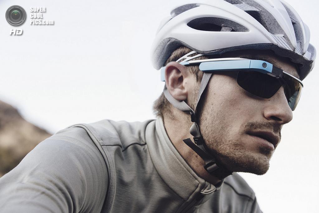 Google Glass в стиле Active. (Google)