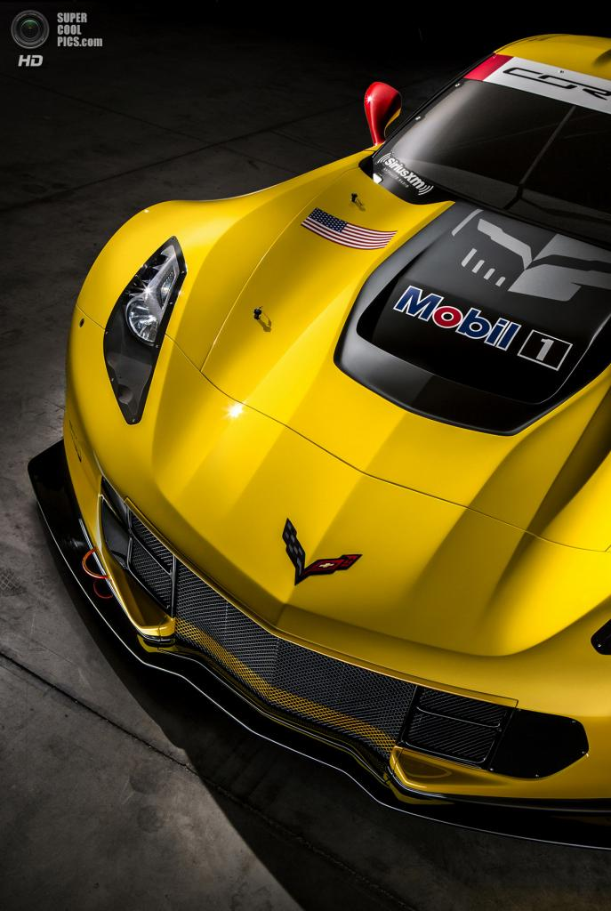 Chevrolet Corvette C7.R. (General Motors)