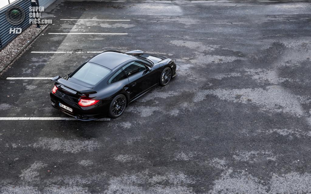 Porsche 911 GT2. (OK-ChipTuning)