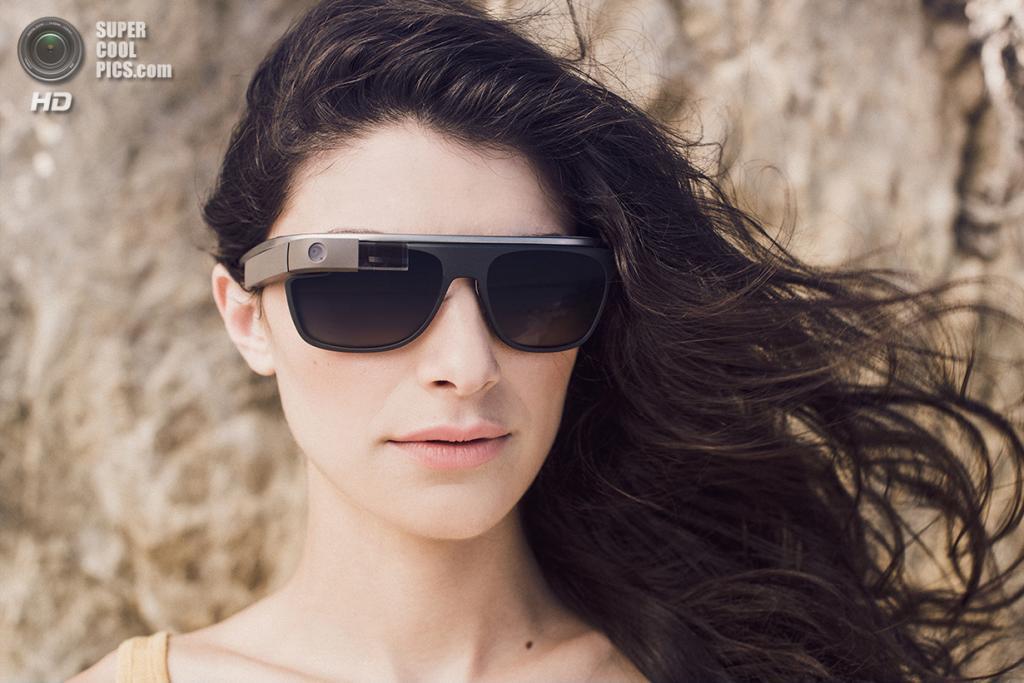 Google Glass в стиле Classic. (Google)
