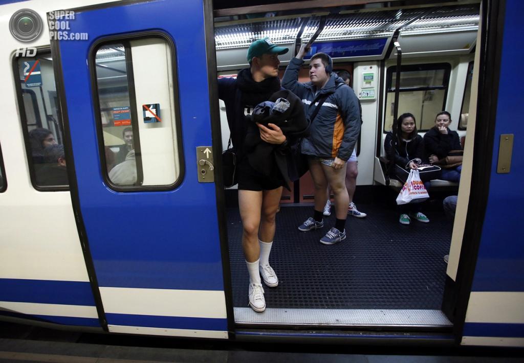 Подарок поездка в метро 758