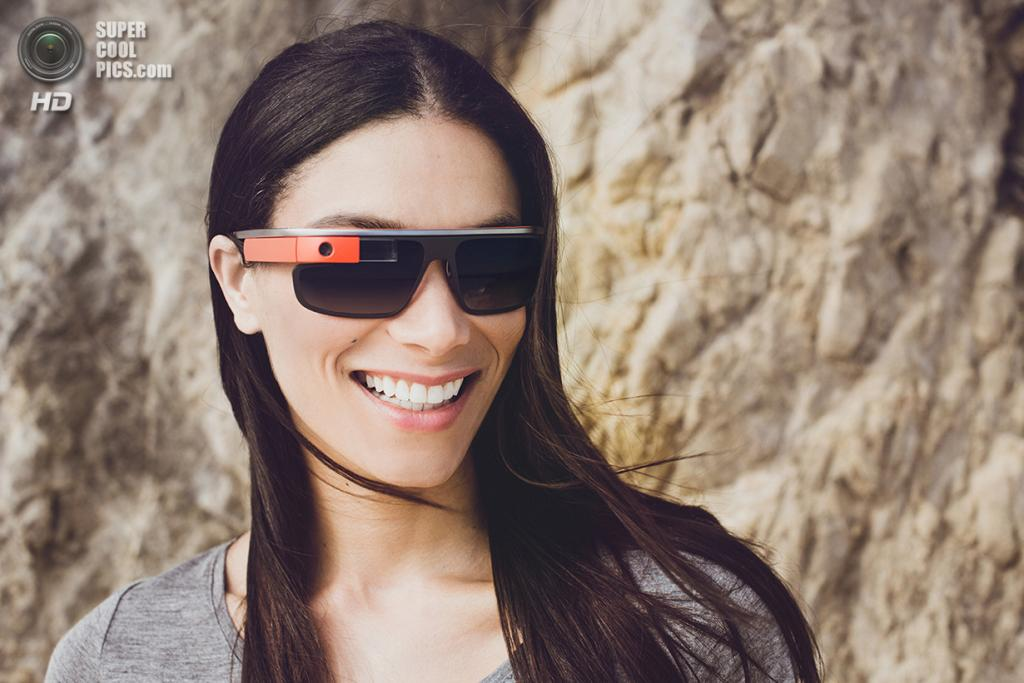 Google Glass в стиле Edge. (Google)