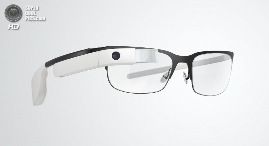 Google Glass с оправой Split. (Google)