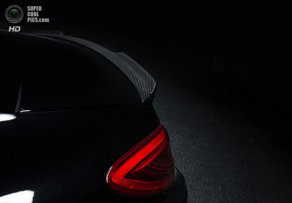 Mercedes-Benz CLS63 AMG. (Vorsteiner)