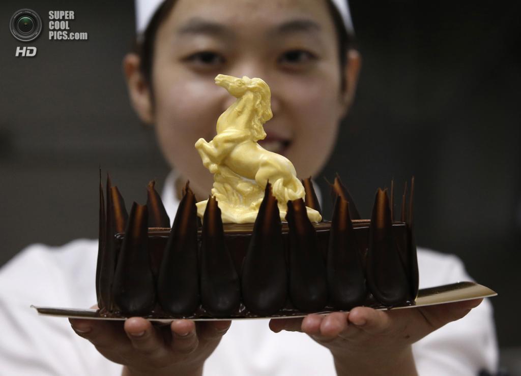 Китай. Пекин. 16 января. В преддверии Китайского Нового года. (REUTERS/Kim Kyung-Hoon)