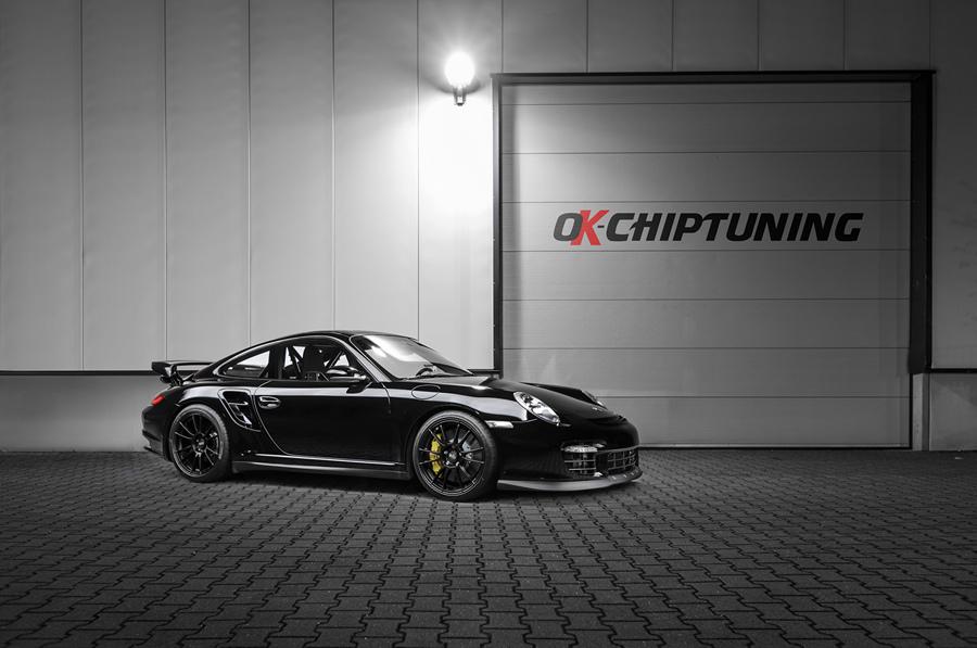 Porsche 911 GT2 в обработке OK-ChipTuning (13 фото)