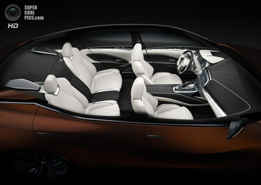 Nissan Sport Sedan Concept. (Nissan Motor Company)